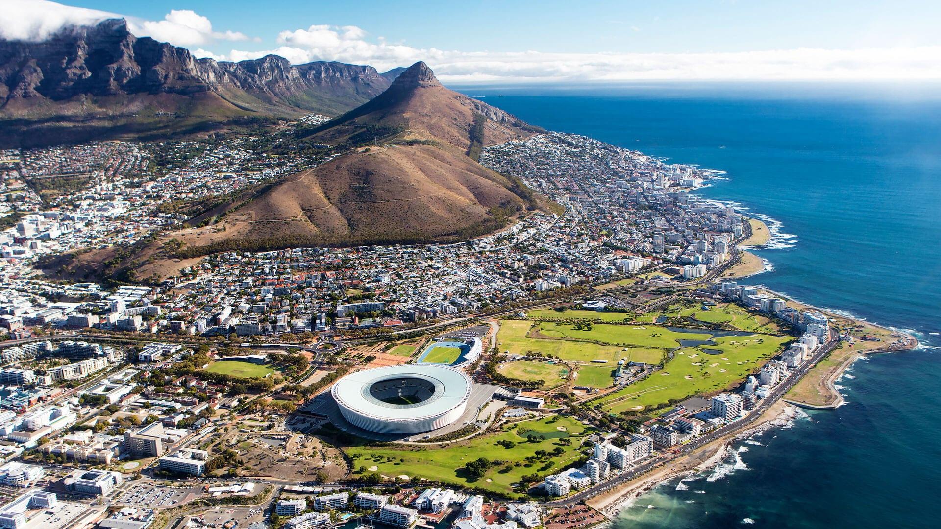 Kaapstad met AV Tours