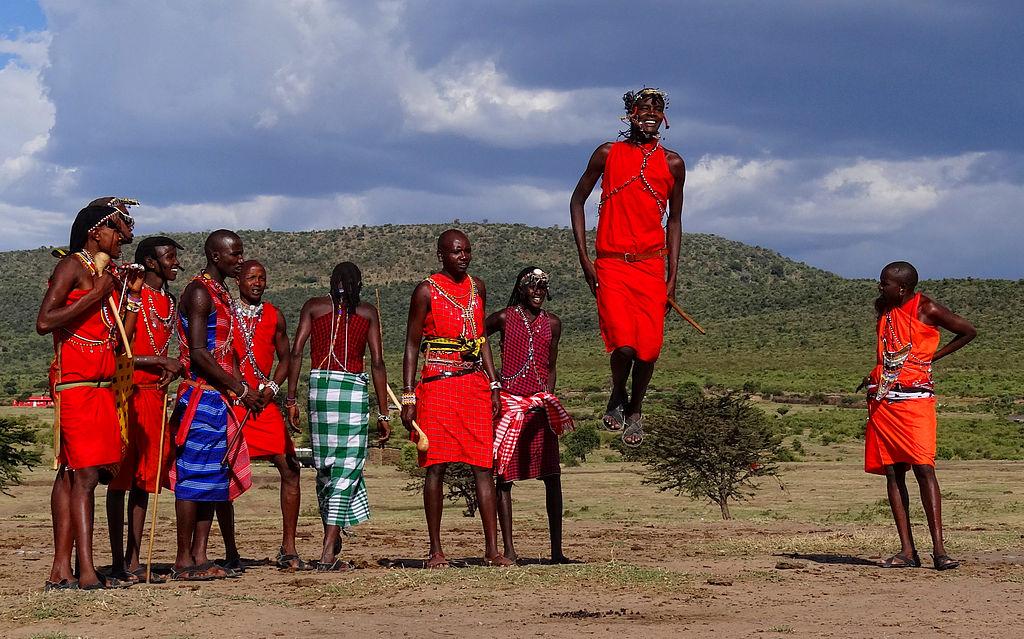 De Maasai - met AV Tours
