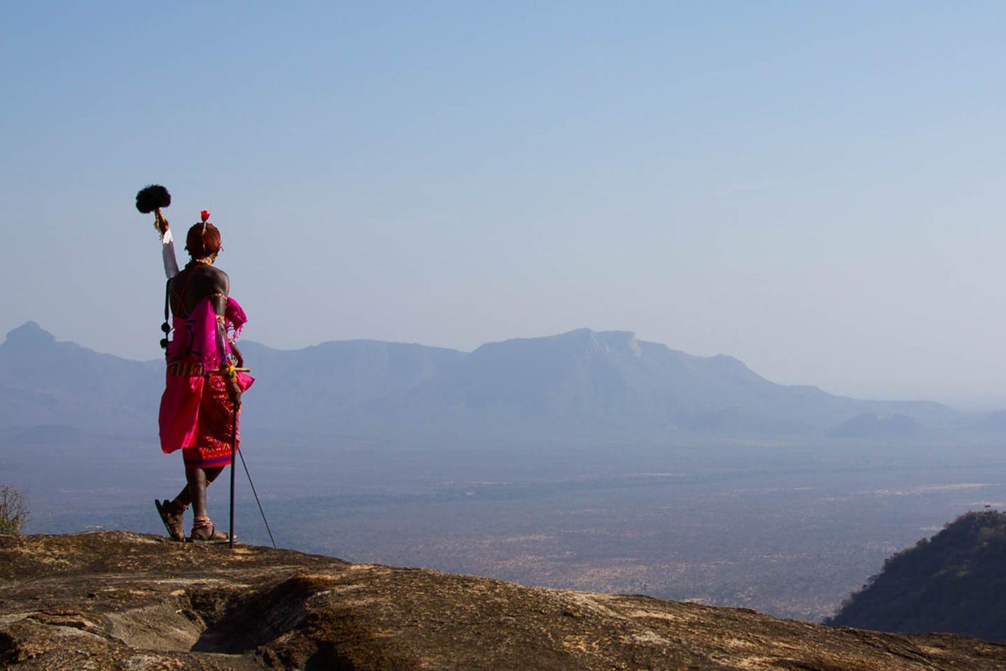 De Samburu met avtours